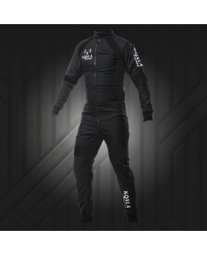Skydive freefly jumpsuit black