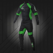 Skydive freefly jumpsuit green