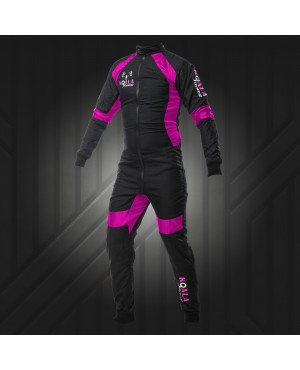 Skydive freefly jumpsuit pink