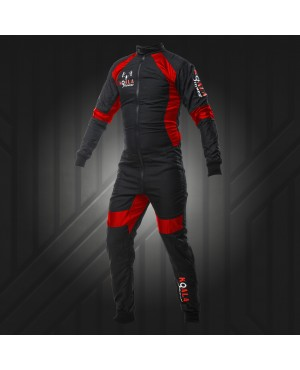 Skydive freefly jumpsuit red
