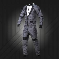 Tuxedo jumpsuit