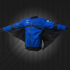 Camera jacket blue