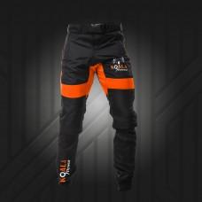 Skydiving swoop pants orange