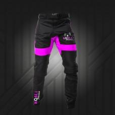 Skydiving swoop pants pink