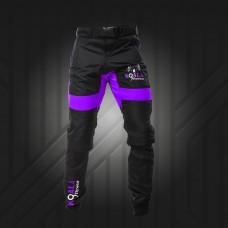 Skydiving swoop pants purple